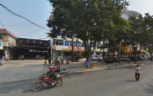 南宁北湖小区实景图