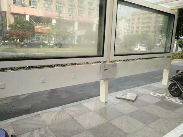 云易充智能充电站现身杭州桐庐,让电动车充电不再难!