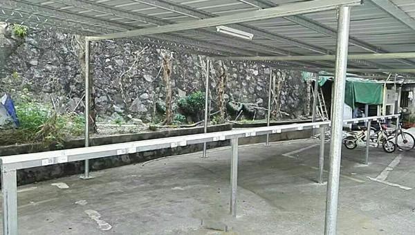深圳正海华府小区安装的第六台设备