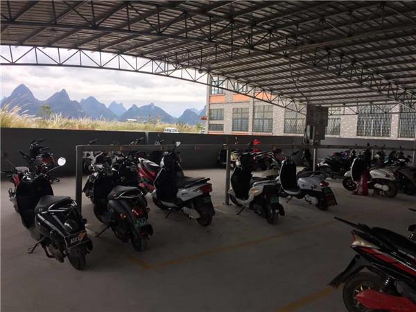 桂林电子科技大学国际学院安装云易充5